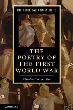The Cambridge Companion to the Poetry of the First World War (Paperback)