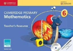 Cambridge Primary Mathematics Stage 6 Teacher's Resource + Cd-rom