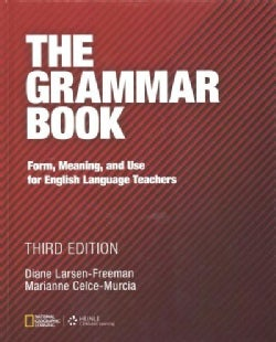 The Grammar Book: Form, Meaning, and Use for English Language Teachers (Hardcover)