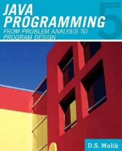 Java Programming: From Problem Analysis to Program Design (Paperback)