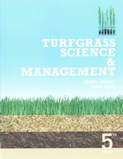 Turfgrass Science & Management (Hardcover)