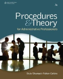 Procedures & Theory for Administrative Professionals (Hardcover)