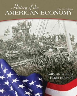 History of the American Economy (Hardcover)