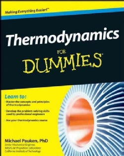 Thermodynamics for Dummies (Paperback)