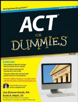 ACT for Dummies: Premier