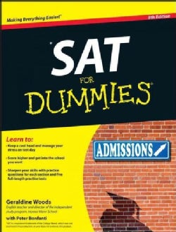 SAT for Dummies (Paperback)