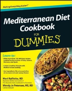 The Mediterranean Diet Cookbook for Dummies (Paperback)