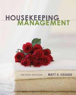 Housekeeping Management (Hardcover)