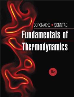 Fundamentals of Thermodynamics (Hardcover)