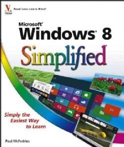 Windows 8 Simplified (Paperback)