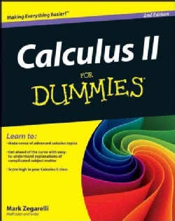 Calculus II for Dummies (Paperback)