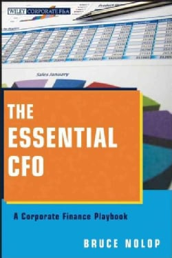 The Essential CFO: A Corporate Finance Playbook (Paperback)