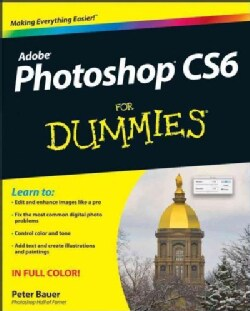 Photoshop CS6 for Dummies (Paperback)