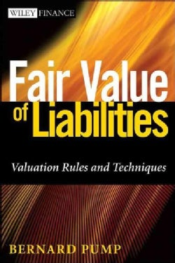 Fair Value of Liabilities (Hardcover)