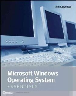 Microsoft Windows Operating System Essentials (Paperback)