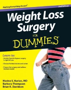 Weight Loss Surgery for Dummies (Paperback)