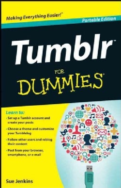 Tumblr for Dummies: Portable Edition (Paperback)