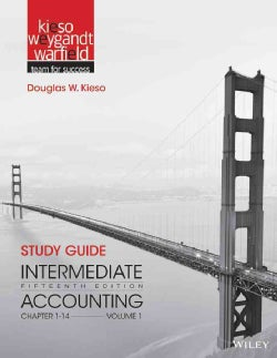Intermediate Accounting: Chapters 1-14 (Paperback)