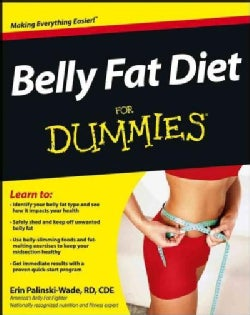 Belly Fat Diet for Dummies (Paperback)