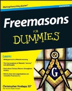 Freemasons for Dummies (Paperback)