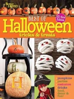 Best of Halloween tricks & treats (Paperback)