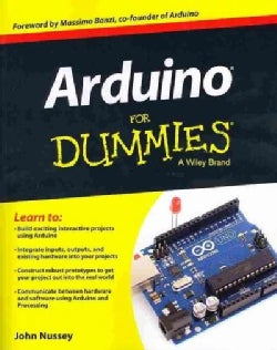 Arduino for Dummies (Paperback)