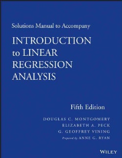 Introduction to Linear Regression Analysis (Paperback)
