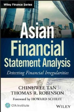 Asian Financial Statement Analysis: Detecting Financial Irregularities (Hardcover)