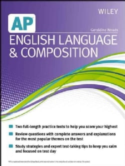 Wiley Ap English Language & Composition (Paperback)
