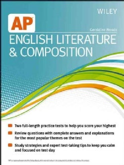 Wiley AP English Literature & Composition (Paperback)