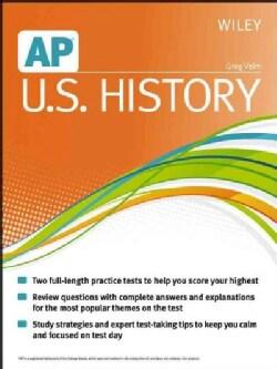 Wiley AP U.S. History (Paperback)