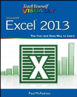 Teach Yourself Visually Excel 2013 (Paperback)