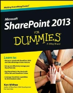 Microsoft SharePoint 2013 for Dummies (Paperback)