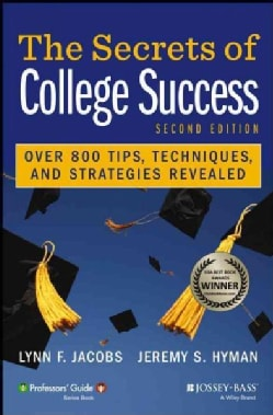 The Secrets of College Success (Paperback)
