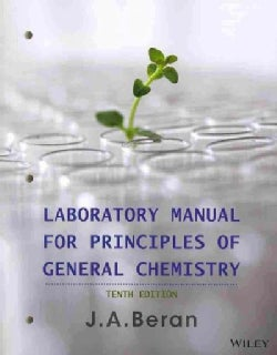 Laboratory Manual For Principles of General Chemistry (Paperback)