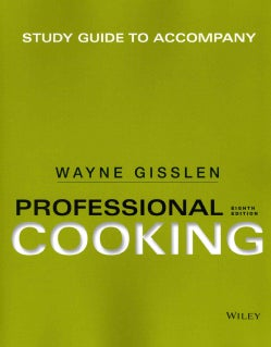 Professional Cooking (Paperback)