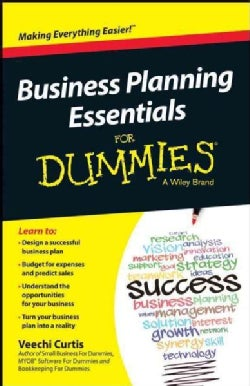 Business Planning Essentials for Dummies (Paperback)
