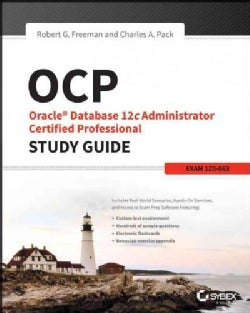 OCP Oracle Database 12c Administrator Certified Professional: Exam 1Z0-063 (Paperback)
