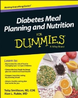 Diabetes Meal Planning & Nutrition for Dummies (Paperback)