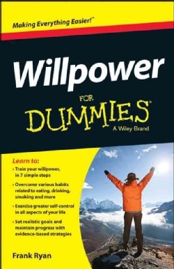 Willpower for Dummies (Paperback)
