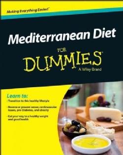 Mediterranean Diet for Dummies (Paperback)
