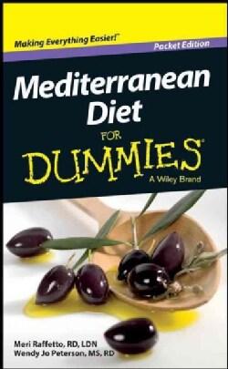 Mediterranean Diet for Dummies: Pocket Edition (Paperback)