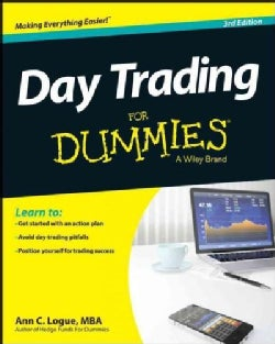 Day Trading for Dummies (Paperback)