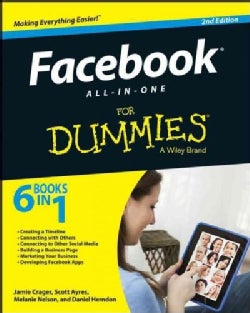 Facebook All-in-One for Dummies (Paperback)