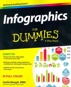 Infographics for Dummies (Paperback)