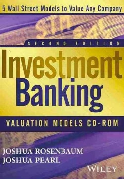 Investment Banking Valuation Models (CD-ROM)