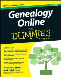 Genealogy Online for Dummies (Paperback)