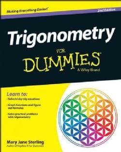 Trigonometry for Dummies (Paperback)