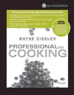 All Access Pack Recipes to Accompany Professional Cooking (Loose-leaf)