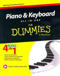 Piano & Keyboard All-in-One for Dummies (Paperback)